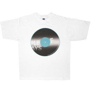 Temple Of Deejays - Blue vinyl - White