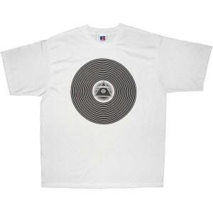 Temple Of Deejays - Vinyl Disciple - White