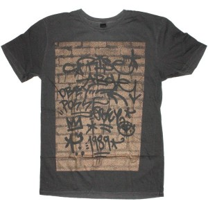 OBEY T-shirt - Light weight pigment tee - Graph