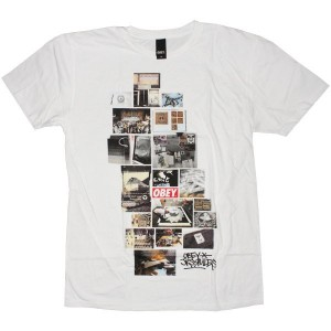 OBEY T-shirt - JRS rules 01
