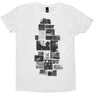 OBEY T-shirt - JRS rules 02