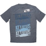Atticus T-shirt - Treehouse basic tee - Deep Blue