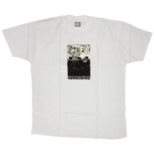DJ Power T-Shirt - White DJ Power Logo