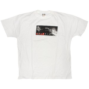 DMC T-Shirt - White DJ Power Robot