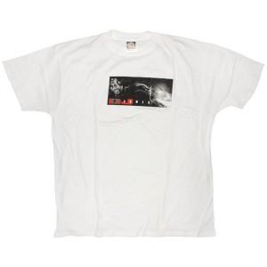 DMC T-Shirt - White DJ Power Robot