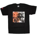 Technics T-Shirt - Black DMC DJ Hand Big