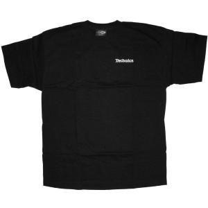 Technics T-Shirt - Black DMC Underground DJ