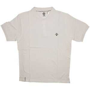 LRG Polo - Grass Roots Polo - White