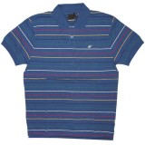 BOXFRESH Polo - Kelly - Blue