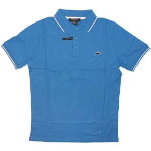 ATTICUS Polo - Sant - Royal Blue