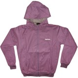BJORKVIN Zipped Hoodie - Antelope - Purple