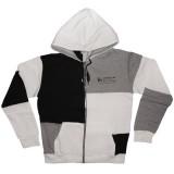 WESC Zipped Hoodie - Klasse - White