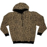 MIKE Hoodie - Crackles - Gold