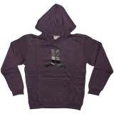 WESC Hoodie - Icon - Midnight Lilac