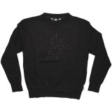 Qhuit Sweater - Famnesia - Black