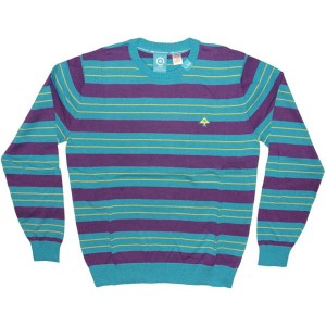LRG Sweater - Ascender Sweater - Caribbean Blue