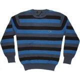 ATTICUS Sweater - Finch - Navy