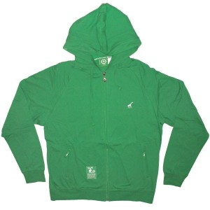 LRG Jacket - Grass Roots Layering Zip-Up - Kelly