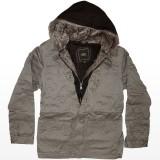 OBEY Jacket - Garcia - Army Green