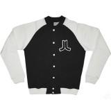 WESC Jacket - Fleece Balker - Black