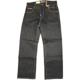 LRG Jean - Rough Neck MC Jean - Raw Dark Indigo