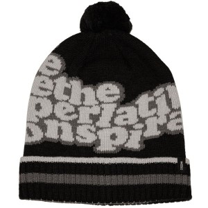 WESC Knitted Hat - Nuncio - Black