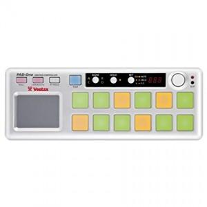Vestax Controlleur - Pad One - USB/MIDI
