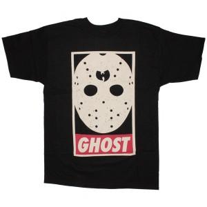 The Wu-Tang Brand T-Shirt - Ghost Tee - Black