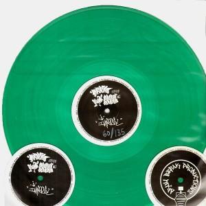 Dj Imperial - Drum Break Hip Hop vol.2 - LTD green LP