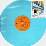 Bay Bronx Bridge - 10 year anniversary edition - LTD blue LP