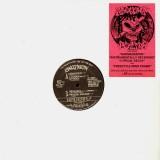 Asphalt Poetry - Harmagedion / Instrumentally Retarded / Lyrical Decay / Freestyle Mind Frame - LTD 12''