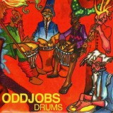 Oddjobs - Drums - CD
