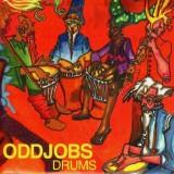 Oddjobs - Drums - CD