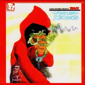 IV Ante Revenge presents - The Four Track Avengers - CD
