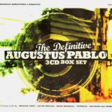 Augustus Pablo - The Definitive Augustus Pablo - 3CD box set