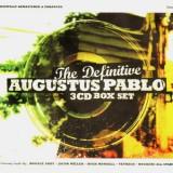 Augustus Pablo - The Definitive Augustus Pablo - 3CD box set