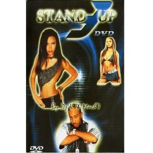 DJ K & Mach7 - Stand Up 3 - DVD
