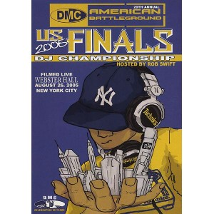 DMC US Final 2005 - DVD