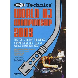 DMC World DJ Championship 2003 - DVD