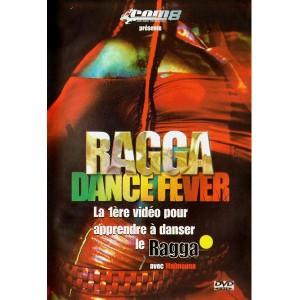Com8 presente - Ragga Dance Fever - DVD