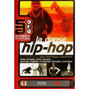 La danse hip hop - Une technique maîtrisée - DVD