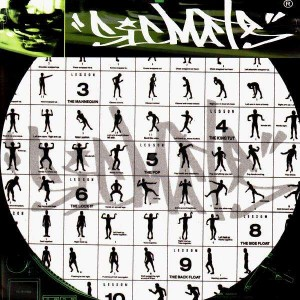 Sicmats - B-Boy (2 different slipmats) - Slipmats