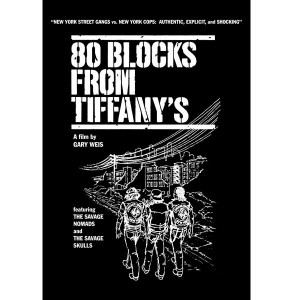 80 Blocks From Tiffany's - A film by Gary Weis - Book + DVD