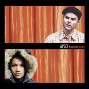 APSCI - Thanks for asking - CD