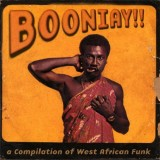 Booniay !! - A compilation of West African Funk - CD
