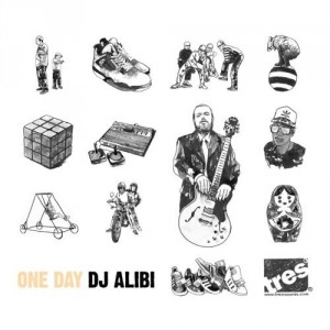 DJ Alibi - One day - CD