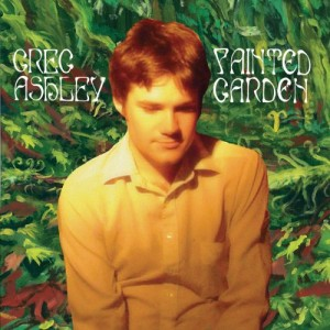 Greg Ashley - Painted garden - CD