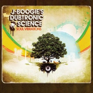 J-Boogie Dubtronic Science - Soul Vibrations - CD