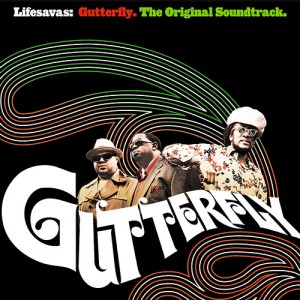 Lifesavas - Gutterfly : The original soundtrack - CD