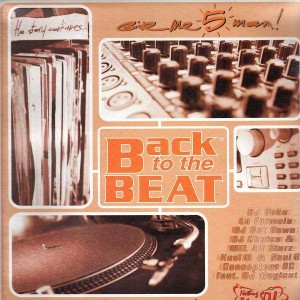 Back to the beat volume 5 - LP